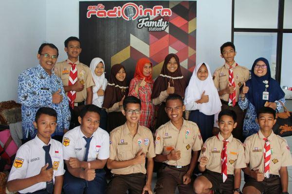 Radio Edukasi Kemendikbud RI Yogyakarta Lakukan Monitoring dan Evaluasi Program Siaran di Radio IN Fm Kebumen