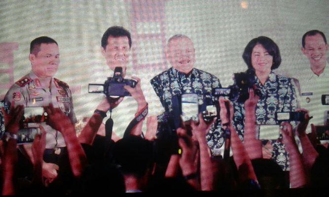 SAIK 2017 Palembang dibuka secara resmi oleh MenPAN-RB RI Hari Ini