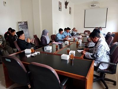 Perjuangan FK GTT/PTT  Kebumen Kali ini Beraudiensi Ke DPRD