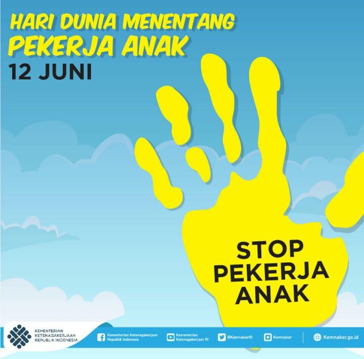 Hari Dunia Menentang Pekerja Anak