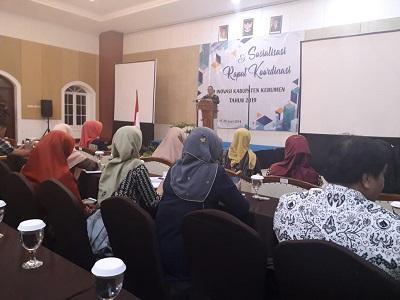 Asisten 1 Drs. Heri Setyanto Buka Rakor Program Inovasi Desa