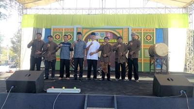 Sambut Idul Adha Pemkab  Adakan Lomba Tabuh Bedug Tingkat Kabupaten Kebumen