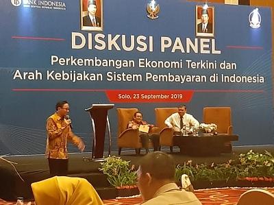 Forum Tematik Bakohumas se Jateng Bahas Perkembangan Ekonomi Terkini & Arah Kebijakan Sistem Pembayaran di Indonesia