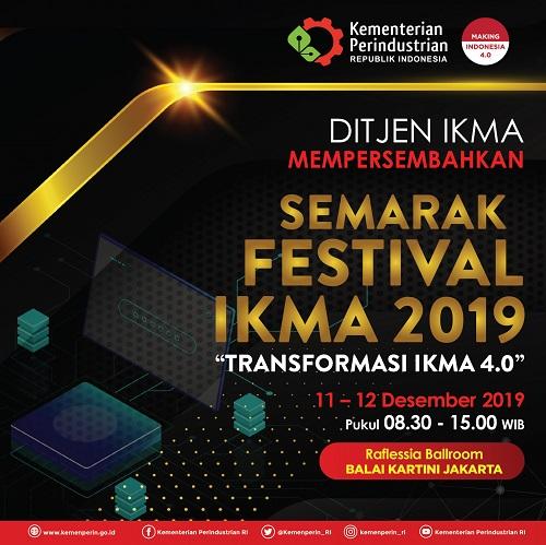 Semarak Festival IKMA 2019