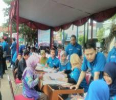 Bupati Ngecakaken Program Kredit Super Murah Dan Cepat Kangge Pedagang Ing Pasar Pagi Tumenggungan