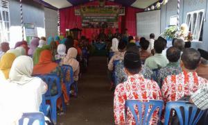 Melalui Gotong Royong Wujudkan Desa Yang kuat dan Mandiri