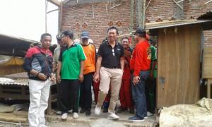 Bupati Kebumen Silaturahim ke Desa Kemujan Adimulyo