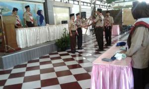 65 Karyawan Puskesmas dan Dinkes Ikuti Diklat KMD Pramuka Kwarcab Kebumen