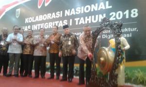 Plt.Inspektorat Provinsi Jateng Siswo Laksono Buka KNTI I 2018 di Kebumen