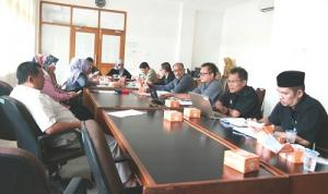 DPRD, KPU dan Bawaslu Kebumen Bahas Pemilu 2019