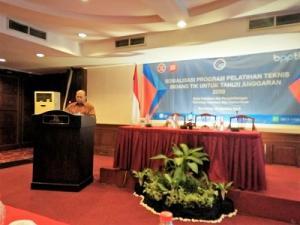 BPPTIK dan Kementrian Kominfo Selenggarakan Sosialisasi Program Pelatihan Teknis Bidang TIK