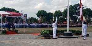 Kebumen Gelar Apel Bendera Peringati Hari Pahlawan