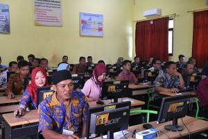 KPU Kebumen Siap lantik 130 Anggota PPK Pilbup 2020