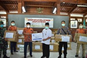 Bantu Penanganan Corona, PSMTI Kebumen Sumbang 1.000 APD Lengkap untuk Tenaga Medis