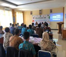 Diskominfo Selenggarakan Pelatihan Desa Online Kebumen